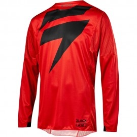 Shift Tricou 3Lack Mainline Red/Black