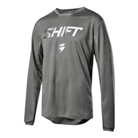 SHIFT WHIT3 GHOST COLLECTION JERSEY LE [GRY]
