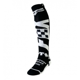 FOX Fri Thin Sock - Czar black