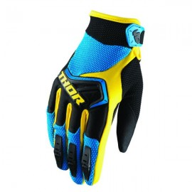 Thor Manusi Spectrum S8 Blue/Black/Yellow