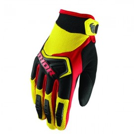 Thor Manusi Spectrum S8 Yellow/Black/Red