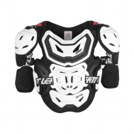 CHEST PROTECTOR 5.5 PRO WHITE