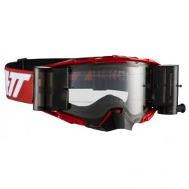 GOGGLE VELOCITY 6.5 ROLL-OFF RED/WHITE CLEAR 83%