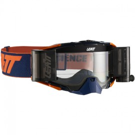 GOGGLE VELOCITY 6.5 ROLL-OFF INK/ORANGE CLEAR 83%