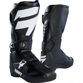 WHIT3 LABEL BOOT [BLK]