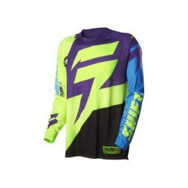 MX-JERSEY FACTION JERSEY PURPLE/YELLOW