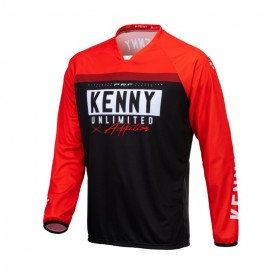 Jersey Performance Solid Red