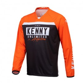 Jersey Performance Solid Black