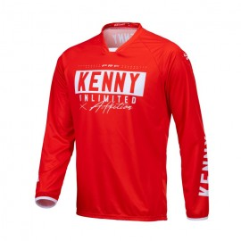 Jersey Performance Race Red