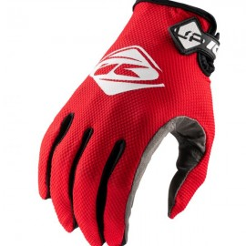 KENNY Gloves Up red