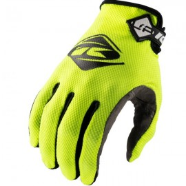 KENNY Gloves Up Neon Yellow