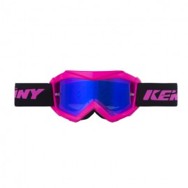 Goggles Track + Kid Neon Pink