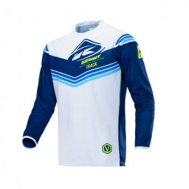 Jersey Track Kid Lime / Navy / Red